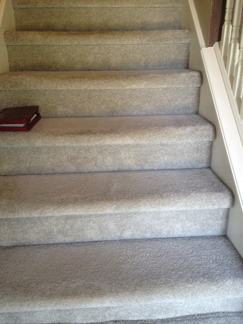 Carpet On Stairs Not Installed Correctly Indianapolis