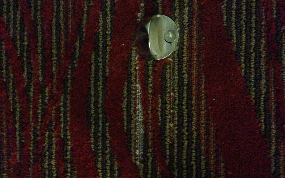 Patterned Carpet Damage: Repaired In No Time!